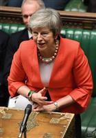 「EU離脱延期」採決を承認 英下院、賛成多数で 最大の正念場