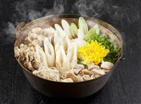 「魚ジャパンフェス」注目メニュー(7)専門店の「きりたんぽ鍋」