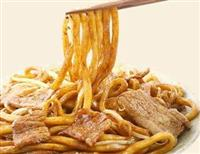 「魚ジャパンフェス」注目メニュー(6)「なみえ焼きそば」&「秘伝のタレ 豚皿」