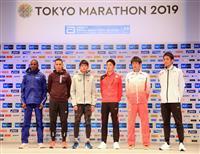 昨年優勝のチュンバ、記録更新狙う 3日に東京マラソン