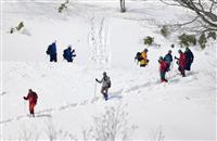 引率教諭ら3人を書類送検へ 29年の那須雪崩 業過致死傷疑い