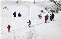 那須雪崩事故、教諭3人を近く書類送検