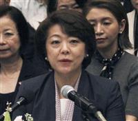 島尻元沖北相が立候補表明 衆院沖縄3区補選