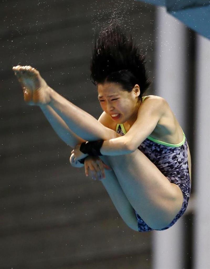 荒井祭里が健闘の6位 女子高飛び込み - 産経ニュース