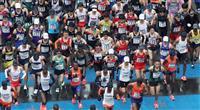 【東京マラソン】堀尾が日本人トップに、藤川と今井も猛追