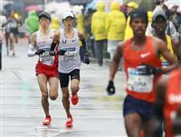 【東京マラソン】大迫傑、4度目で初の途中棄権 力出し切れず