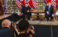 「核持てば未来の経済ない」 北朝鮮にトランプ氏