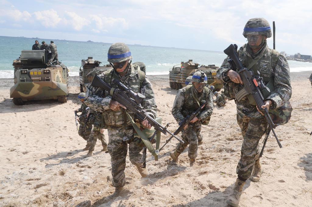 米国防総省、春の米韓合同軍事演習の「終了」を発表 - 産経ニュース