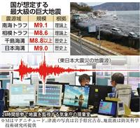 【覆る常識~東日本大震災8年】(1)揺らぐ「最大級」想定 現実路線へ転換模索