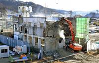 【震災遺構のいま】岩手・大槌庁舎、解体・保存で町二分