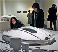 新国立競技場など幻の建築物190点紹介 埼玉県立近代美術館で「インポッシブル・アーキテ…