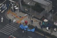 重機暴走で児童ら死傷、元建設作業員に懲役7年 大阪地裁