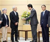 安倍首相、日朝会談へ意欲 拉致問題、家族会に報告