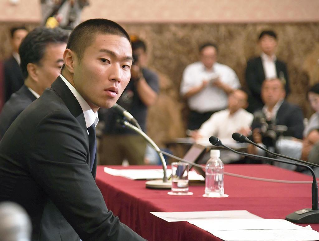 日本大 宮川選手が実戦復帰へ アメフット、5月の試合で