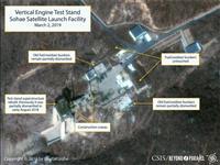 北ミサイル発射場で構造物再建の動き 米朝再会談前に