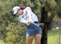 21歳の松田鈴英が69で首位 女子ゴルフツアー開幕