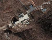 北朝鮮、ICBM製造拠点に動き、ウラン濃縮施設も稼働 韓国情報機関分析