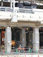 新幹線の走る直下30mで…これがリニア名古屋駅、工事を初公開