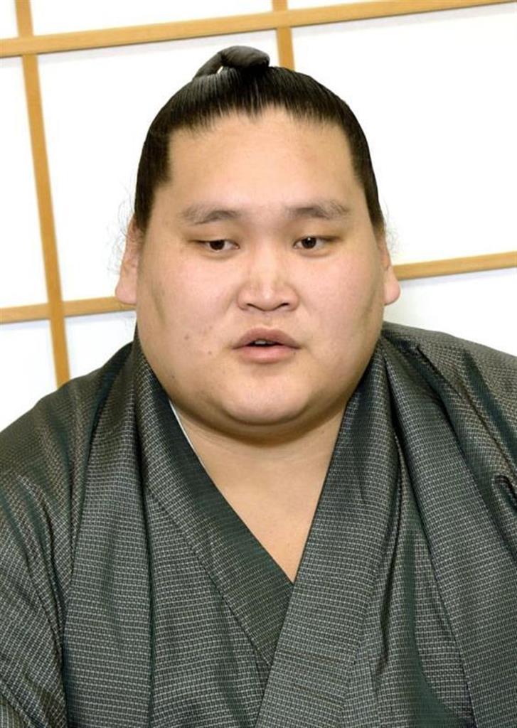 照ノ富士が序二段で出場へ 元大...