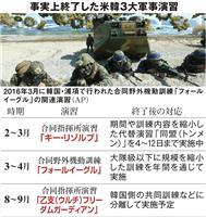 在韓米軍の無力化狙う北朝鮮