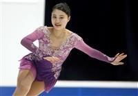 白岩5位、日本来季は2枠 フィギュア世界ジュニア