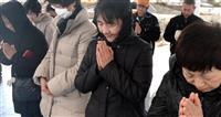 整理つかぬ心、再生の決意 被災3県でも追悼式