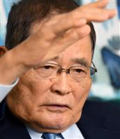 首相「韓国と信頼関係を」 亀井静香、石原慎太郎氏と面会
