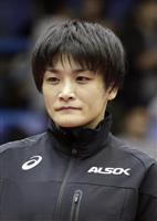 伊調馨が4月のアジア選手権出場 リオ以来の国際大会