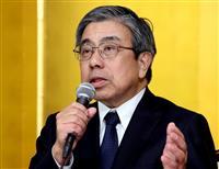 大阪ダブル選 元副知事の小西氏が出馬表明「都構想、終わらせる」