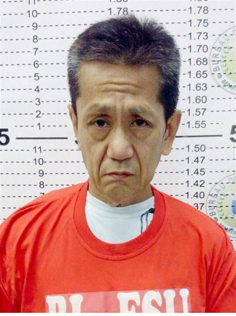 カミンスカス操被告(フィリピン入国管理局提供)