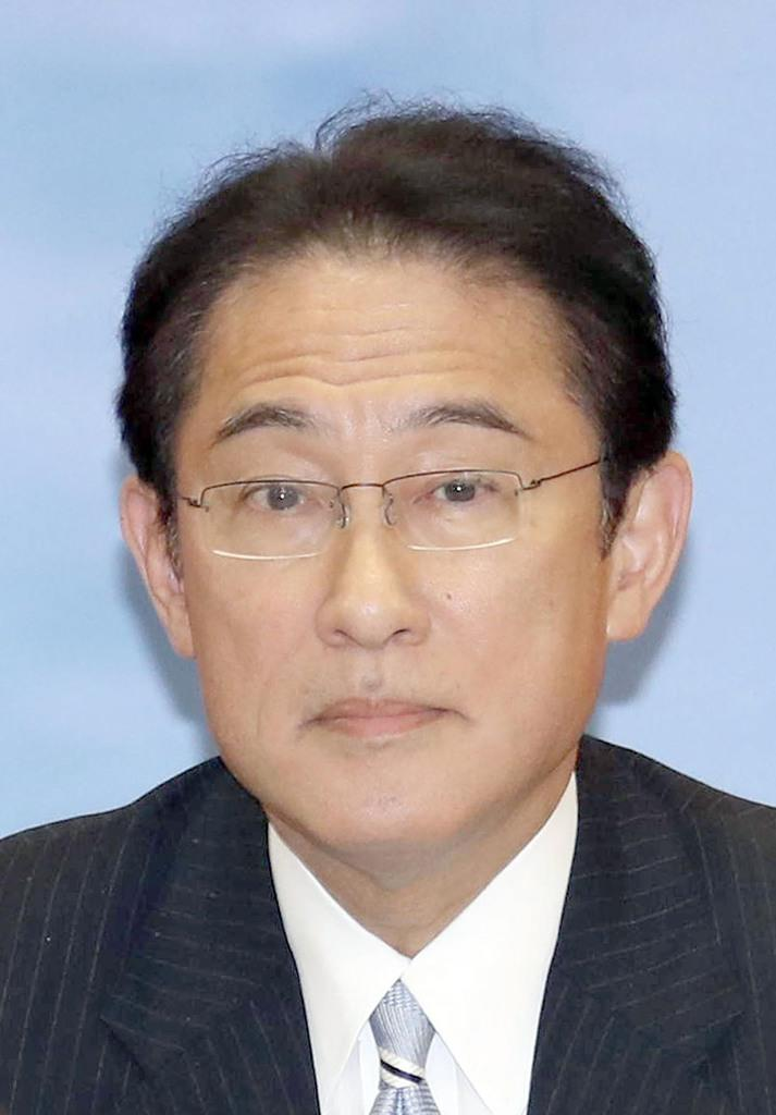 自民党の岸田文雄・政調会長