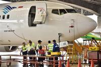 ボーイング新型機、欧州域内の運航停止 墜落事故で