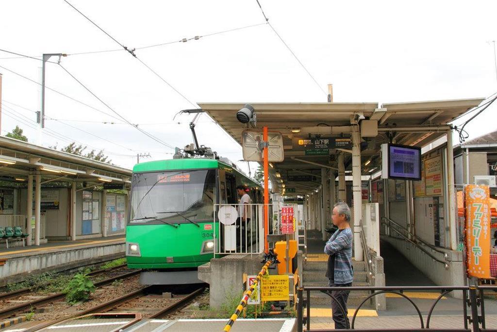 地域に密着した公共交通・東急世田谷線