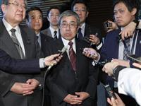 【大阪ダブル選】自民、小西氏の推薦決定 府知事選