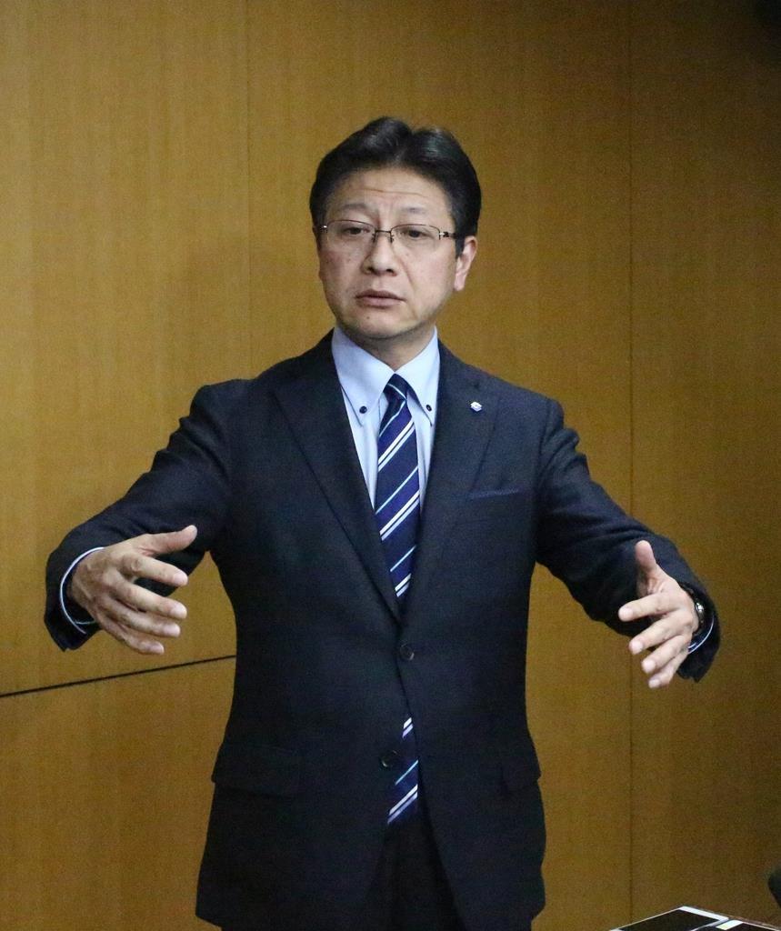 公明党の推薦を得られなかった現職の田辺信宏氏