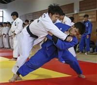 柔道リオ金の大野が練習公開 「世界選手権の代表権取る」