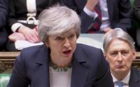 3月末「危機」英国回避も 混迷深まる「問題先送り」