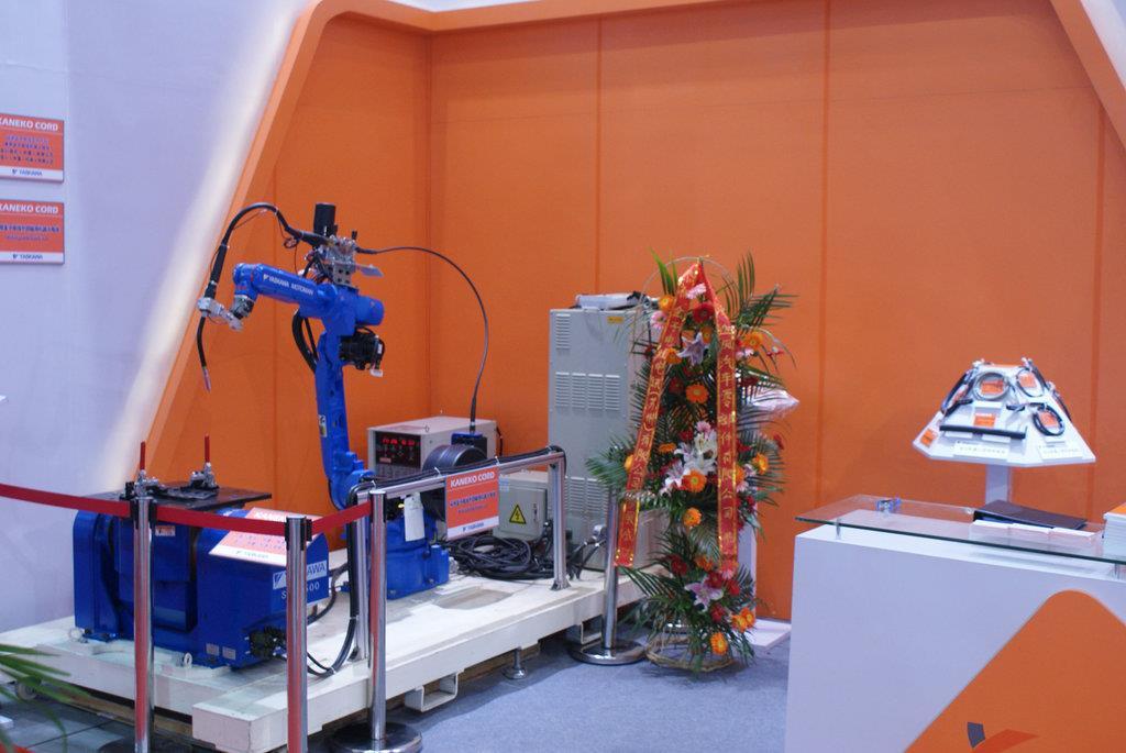 ケーブル事業では、ロボット分野に参入
