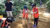 世界遺産・熊野古道の「道普請」ボランティア 10年で延べ3万人超