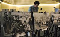 「ソローキンの見た桜」 松山で映画ロケ写真展