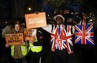 EU、英の離脱延期安易に認めず 長期延長論も