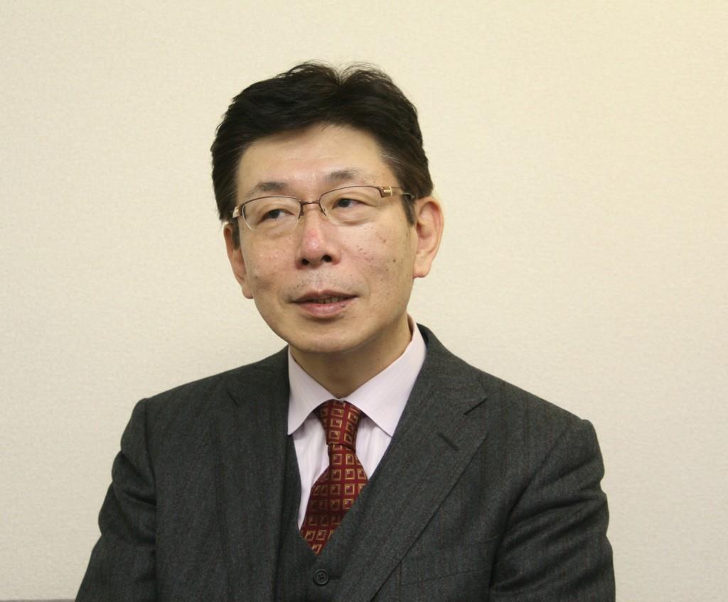 津上俊哉・日本国際問題研究所客員研究員(提供写真)