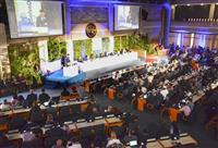 使い捨てプラ、2030年までに大幅削減 国連環境総会宣言
