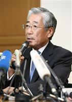 竹田JOC会長退任へ 五輪招致疑惑、周囲に意向