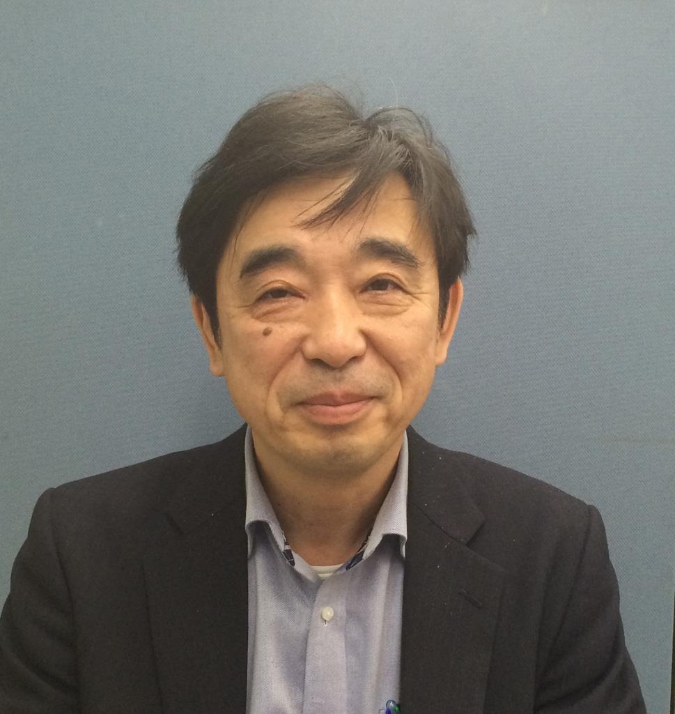 2月月間賞を受賞した佐々木晋さん