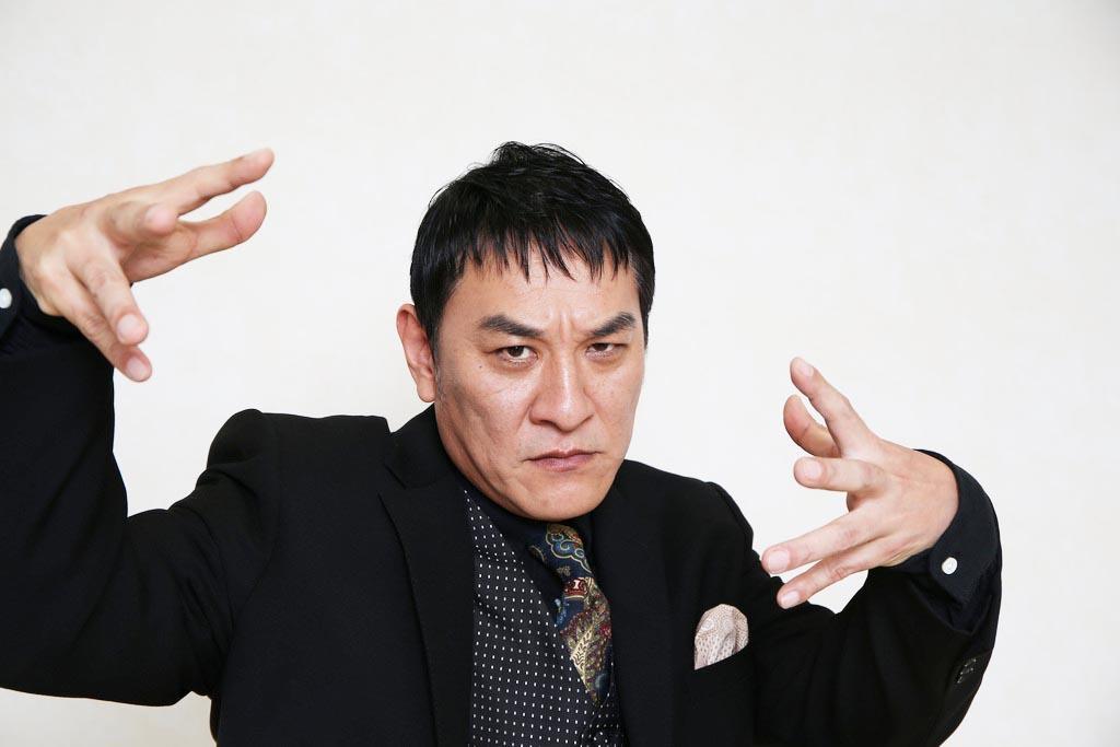 ピエール瀧容疑者(小野淳一撮影)