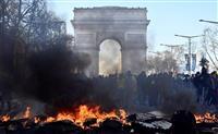 「パリ協定はフランスのためになっていない」とトランプ氏