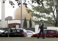 動画拡散で18歳男訴追 NZ銃乱射事件