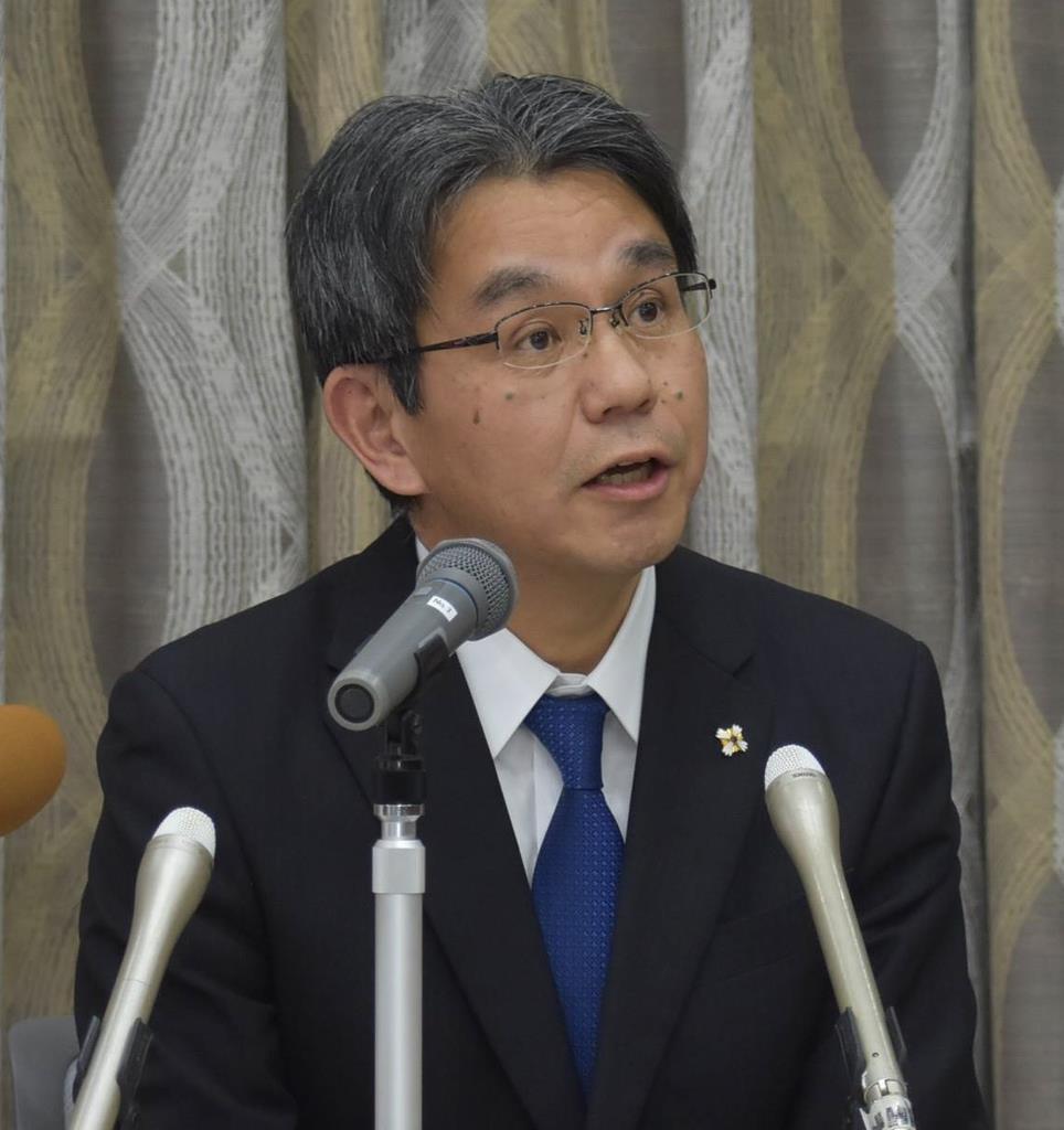 復興妨げる犯罪は許さない 福島地検検事正が就任会見 - 産経ニュース