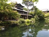 【日本再発見 たびを楽しむ】画家としての美 結集した庭園と美術品~白沙村荘 橋本関雪記…